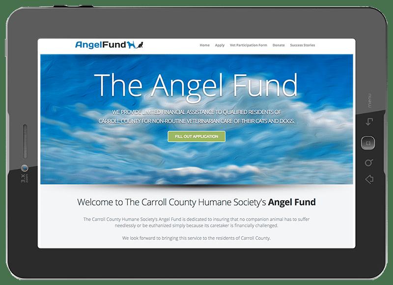 website design for non profit organizations